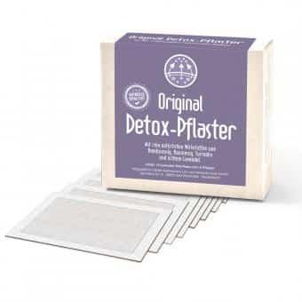 Detox-Pflaster mit Lavendel