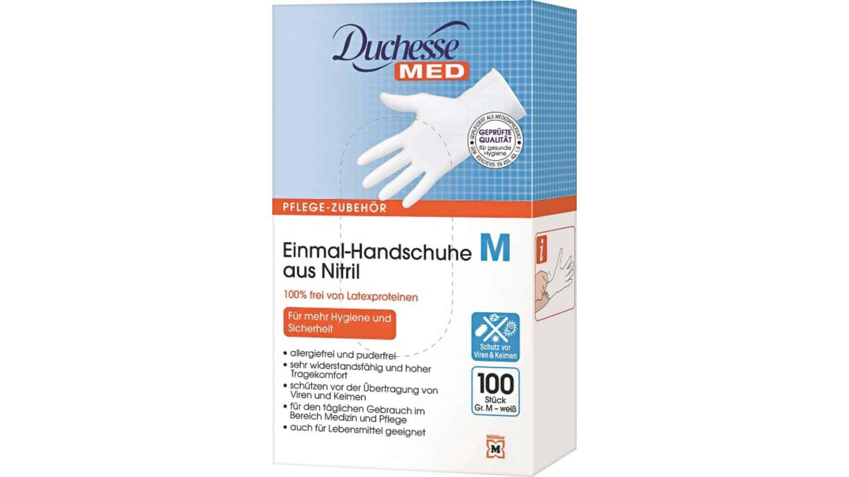 Müller Duchesse MED